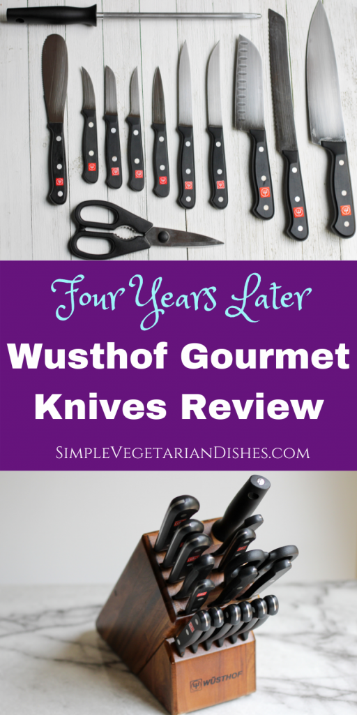 wusthof gourmet knives review Pinnable graphic